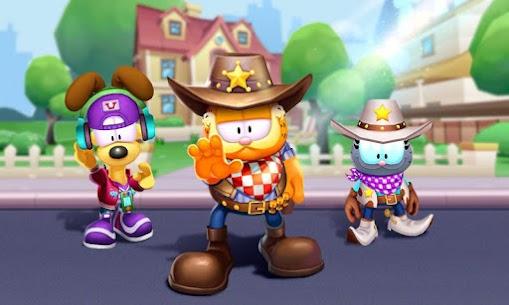 Garfield™ Rush MOD Apk 2.2.2 (Unlimited Money) 5