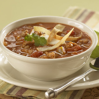 Spicy Tortilla Soup.