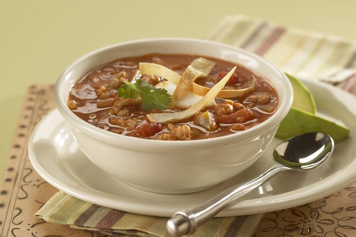 Spicy Tortilla Soup Recipe