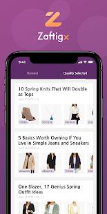 Download Zaftigx: Find Curvy Fashion Deals & Earn Cash Back For PC Windows and Mac apk screenshot 2