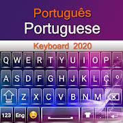 Portuguese Language Keyboard 2020 : Themes Emoji