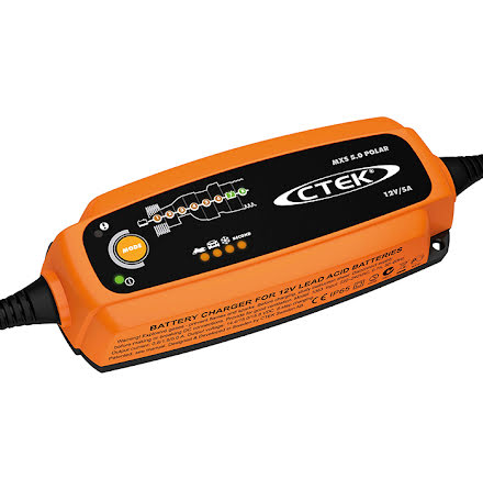 Batteriladdare Ctek MXS 5.0 Polar