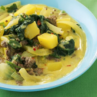 Indian-style Yellow Curry
