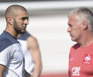 🎥 Karim Benzema débarque à Clairefontaine, accueilli par Deschamps