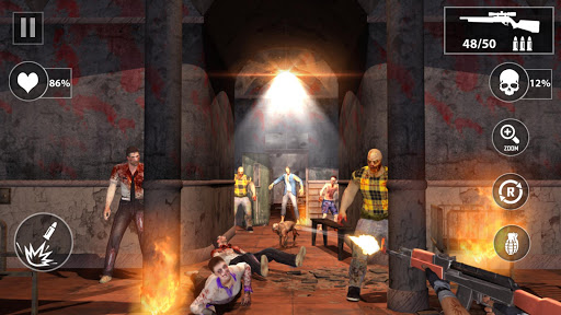 Dead Walk City screenshot 5
