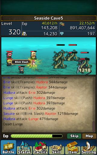 BattleDNA [AutoBattle RPG]
