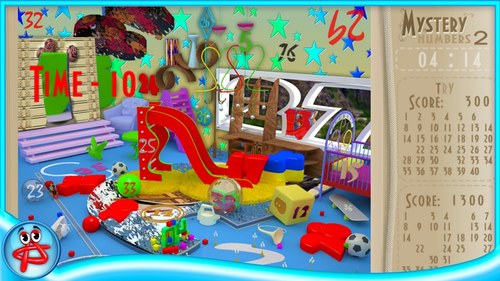 Mystery Numbers2:Hidden Object- screenshot