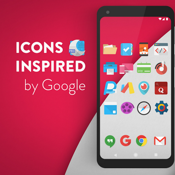 Moonshine Pro - Icon Pack v1.0.0 [Patched]