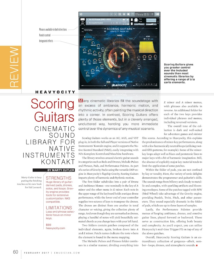 Electronic Musician- screenshot