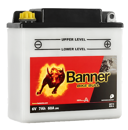 Banner Mc Batteri B39-6