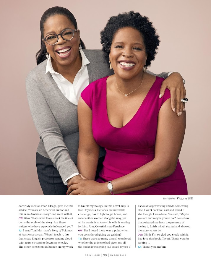 O The Oprah Magazine- screenshot