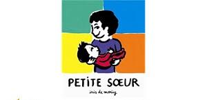 Petite soeur, Iris de Moüy, sélection jeunesse Clémentine Galey, fondatrice du podcast Bliss Stories