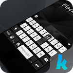 Black & White Keyboard Theme 1.2 Apk