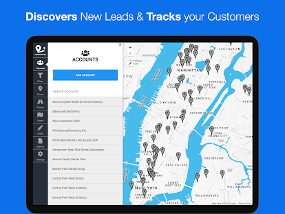 LeadPlotter - Route Planner & Sales CRM for PC-Windows 7,8,10 and Mac apk screenshot 7