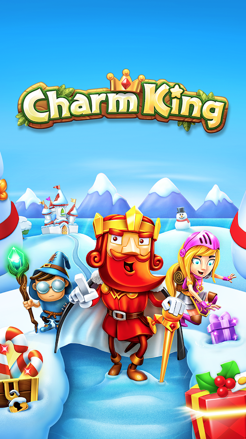 Charm King Play Facebook