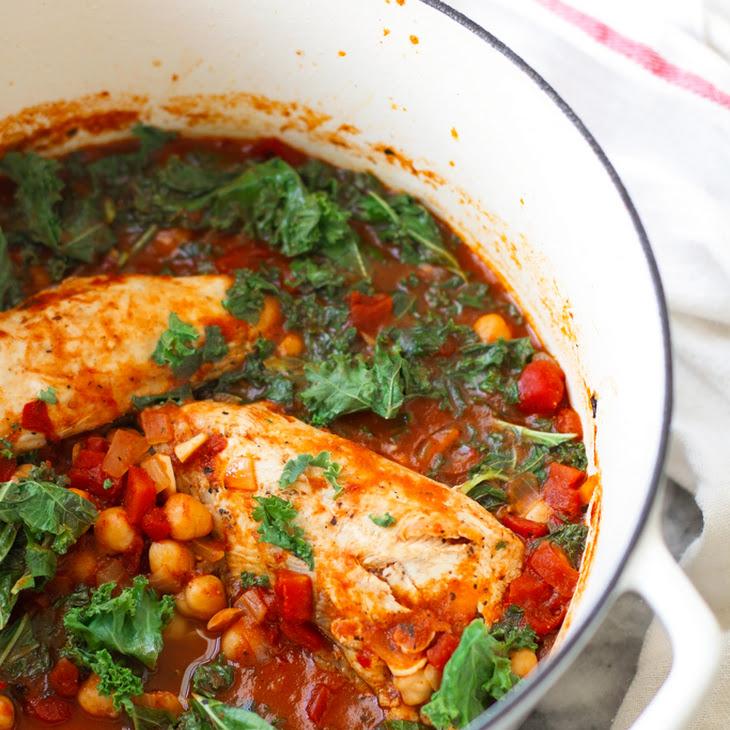 Chicken Chickpea Stew Recipes — Dishmaps