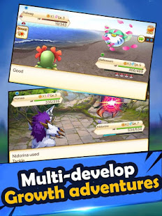 Pocket Pika-Let's fight for PC-Windows 7,8,10 and Mac apk screenshot 4