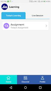 Jio Learning Apk App File Download 3