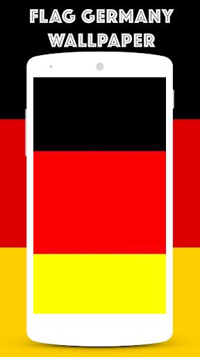 Flag Germany Wallpaper