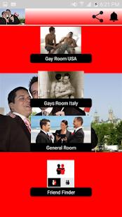 Gays Canadá - Chat - náhled