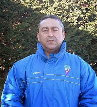 Photo: GONZALO (entrenador)  Gonzalo Prieto Fernandez 07/04/57