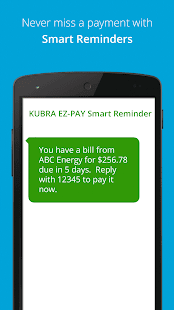 KUBRA EZ-PAY- screenshot thumbnail