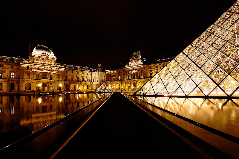 Guida... al Louvre. di Simocap