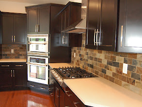 Photo: A custom kitchen in one of our MULBERRY homes