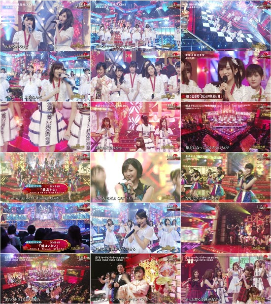 (TV-Music)(1080i) AKB48G 乃木坂46 Part – 第49回 日本有線大賞 161205