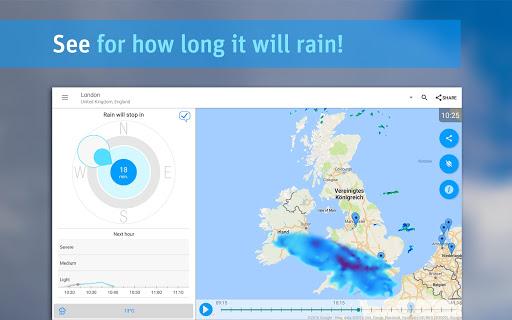 RainToday - HD Radar  screenshots 7