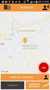 TaxiCorp Pasajero - náhled