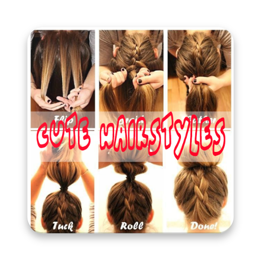 How To Do Cute Hairstyles (app)