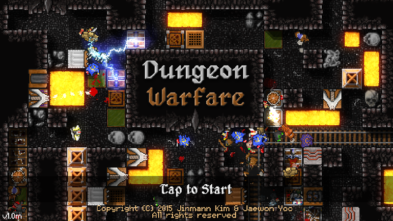 Dungeon Warfare v1.02 + (Mod Money)