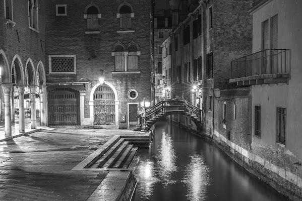 Venezia notturna di Peter_Sossi