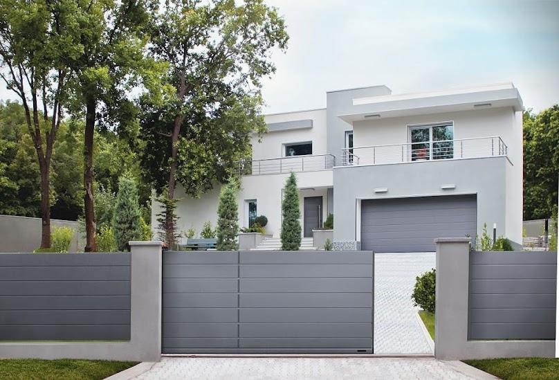 Kolekcja Home Inclusive 2.0. Bramy, ogrodzenia, drzwi i okna.