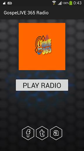 GospeLIVE 365 Radio