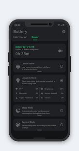 Battery Manager (Saver) Screenshot