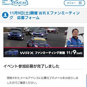 インプレッサ WRX STI GDB 改  Tommykairaのカスタム事例画像 SUNOBUさんの2019年10月24日19:51の投稿