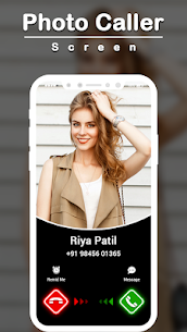 Photo Caller Screen App Download For Android 1