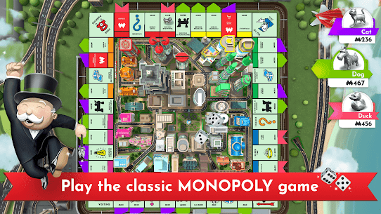 Monopoly – Board game classic about real-estate! (MOD, Paid) 2