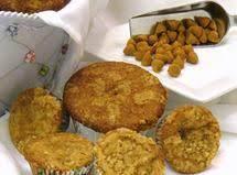 Butterscotch Crumb Muffins Recipe