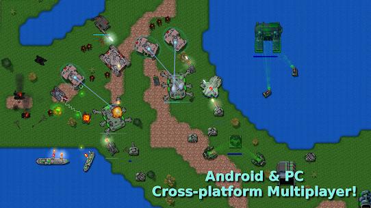 Rusted Warfare – RTS Strategy 1.13.3(b) MOD Apk Download 3
