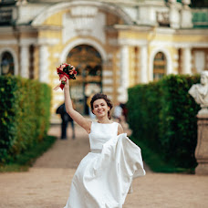 Wedding photographer Olga Nikonorova (OlgaNikFoto). Photo of 22.11.2016