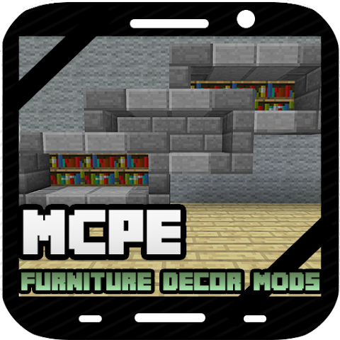 android Furniture Decor MODS For MCPE Screenshot 0