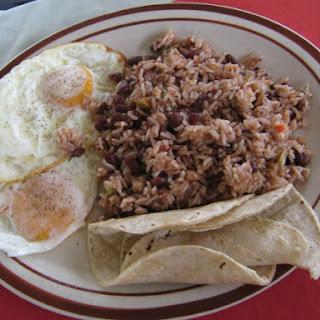 Costa Rican Chicken Recipes.