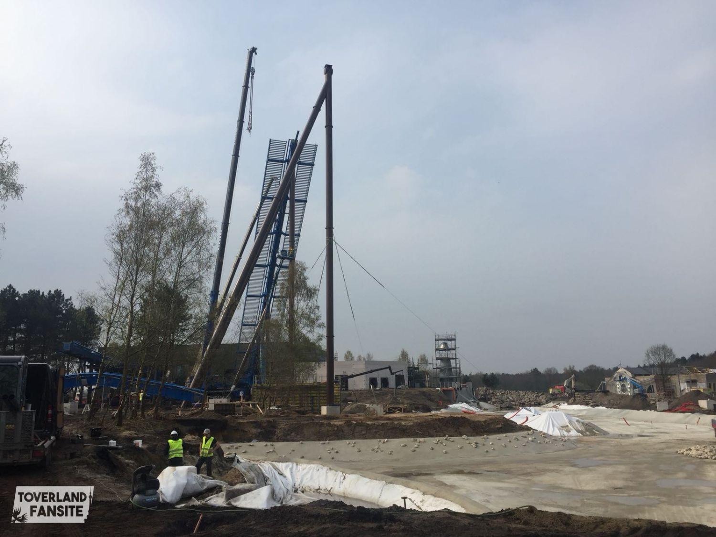 Bouwupdate 13 april 2018