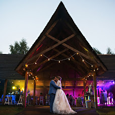 Wedding photographer Irina Rusinova (irinarusinova). Photo of 22.08.2018