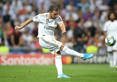 🎥 Eindelijk: Hazard opent zijn rekening bij Real met knap doelpunt