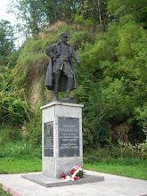 Photo: Marszałek patrzy na Wisłę