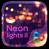 NeonLightsII GO Launcher Theme